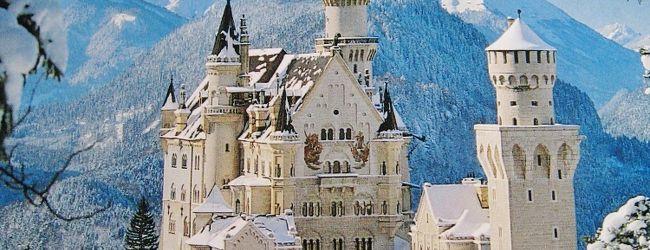 【ドイツ】ディズニーランドのお城のモデ...