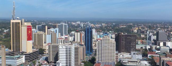 ナイロビ街歩き