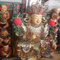 青海チベット鉄道の旅・・・タール寺の見学