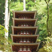 室生寺と龍穴神社