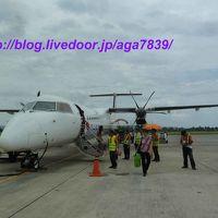 2012年 夏休み 今年4回目の渡比 逝き過ぎだろぉ・・・#5 マニラ・セブ島・ダバオへ逝っちゃいます  マクタン・セブ国際空港からミンダナオ島『Francisco Bangoy International Airport』長ぇ・・『ダバオ国際空港』へ向かいます