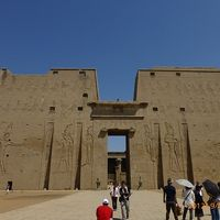 憧れのエジプト(11)〜エドフ ホルス神殿 �〜