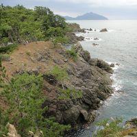 シーズン谷間の若狭湾へ(2)高浜町・城山公園の眺望