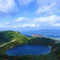 がんばっぺ福島 紅葉のつづれ織り 2日目 東吾妻、一切経山に登る♪