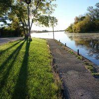 """カナダ リドー運河とサウザンド・アイランズ """"水の風景画"""""""