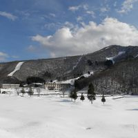 初冬の斑尾高原。2012!