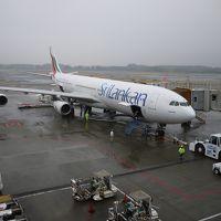 えっ!欠航なの・・・乗れなかったスリランカ航空 ビジネスクラス 成田~コロンボ~ドバイ (2013N/Y ドバイ・ルクソール①)