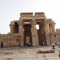 結婚30周年記念エジプト旅行�-1 コム・オンボ神殿
