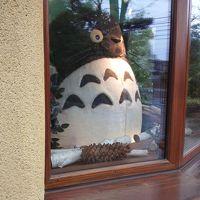 なんと行く途中で迷子 何でやねん 【三鷹の森ジブリ美術館】で迷子に・・・・・なるのか? 巨大ないちごケーキが美味い