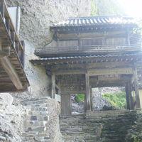 耶馬渓の古刹 羅漢寺  九州への旅�