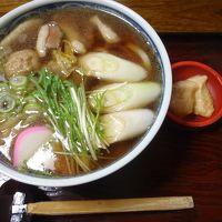 山形子連れ里帰り2013〜船と麺の旅〜前編