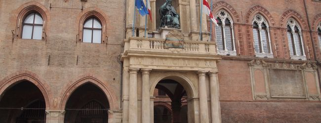 世界最古の大学のある、ボローニャ