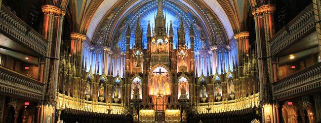 Montreal & Quebec (Canada)