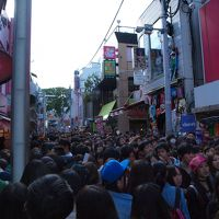 G.W.で大混雑の竹下通り/東京・原宿