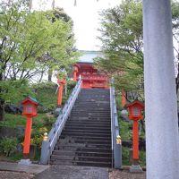 早稲田で神社
