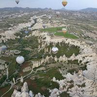 エジプト・トルコ 15日間の旅 9日目「トルコ カッパドキア 〜 ボアズカレ 〜 アンカラ」