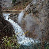 ★岩手山周辺めぐり(2、完) ?焼走り熔岩流から葛根田渓谷、滝ノ上温泉へ