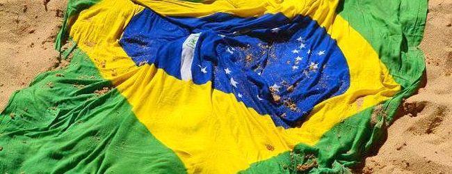 ブラジル・リオデジャネイロの有名海岸 ブ...