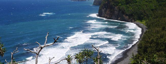 268-マイルで行く初ハワイ!ハワイ島&ア...