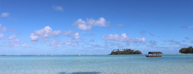 クック諸島に行ってきましたぁ〜♪ NO.1成...