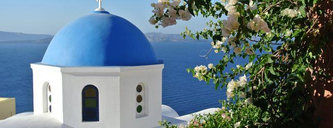 ◎Esperasに泊まるサントリーニ・アテネで...
