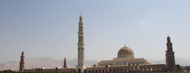 2013春UAE・オマーン旅行 Day6:オマーン出国