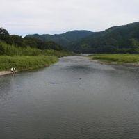 四国バスツアー(高知県編その1)四万十川を観る