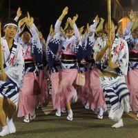 郡上八幡から京都経由、徳島へ。日本三大盆踊りの旅(三日目後半)〜徳島市全体が阿波踊りの渦に飲まれて、エラヤッチャ、エラヤッチャの四日間が始まりました〜