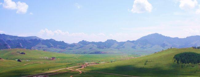モンゴルの風(1) 草薫る夏のテレルジ