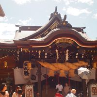 櫛田神社と博多祇園山笠