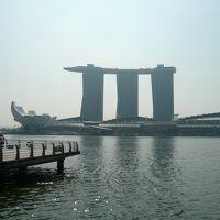 シンガポール・マリーナベイサンズホテル