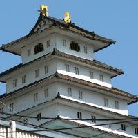 日本の旅 関西を歩く 東大阪市の小阪城(こさかじょう)、スカイドーム小阪本通商店街周辺