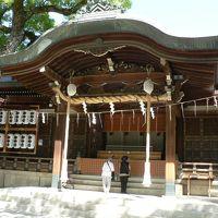 日本の旅 関西を歩く 東大阪市の石切劔箭神社(いしきりつるぎやじんじゃ)周辺