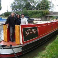 ロンドン市内散策とナローボート・クルーズ