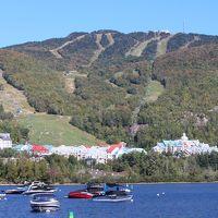 2013年秋 『家族』で行くカナダ&ニューヨーク  Part11(モントランブラン散策2日目 のんびり観光・午後)