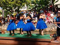 2013 hawaii No.14 5日目午後はポリネシア・カルチャーセンターへ