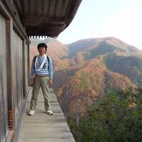 鳥取港でかにすき 世界遺産にしたい三徳山投入堂と三朝温泉