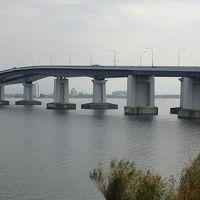 気儘な一人旅(10)・・・琵琶湖大橋と道の駅びわ湖大橋米プラザ
