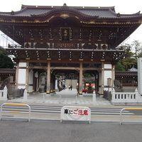 京成沿線:成田山新勝寺と法華経寺など京成線で