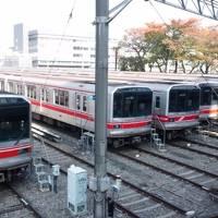 '13秋 ホームセンターと地下鉄車庫