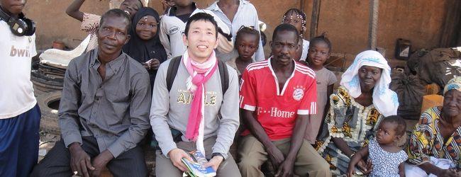 念願の西アフリカの旅 やはり何もなかっ...