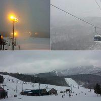 家族で行く【星野リゾート】アルツ磐梯で初スキー