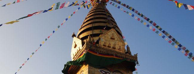 ネパールへ、再び!� カトマンズ観光
