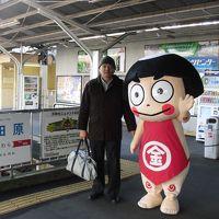 赤い青春18きっぷの旅2☆伊豆箱根鉄道大雄山線綴