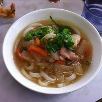 Sanuki Udon noodle tour in Kagawa, Japan with English comments(2014年初の讃岐うどん巡礼)
