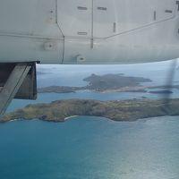 初の海外で年越! 5日目 ハミルトン島到着!