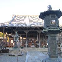 2013年冬の青春18きっぷの旅(4枚目・師走の京都でお寺参りに奔走)