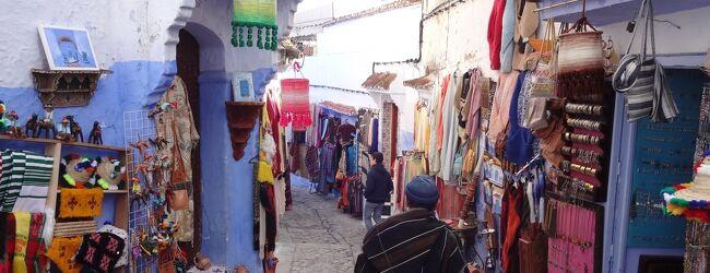 年末年始モロッコ〜スペイン縦断の旅 7...