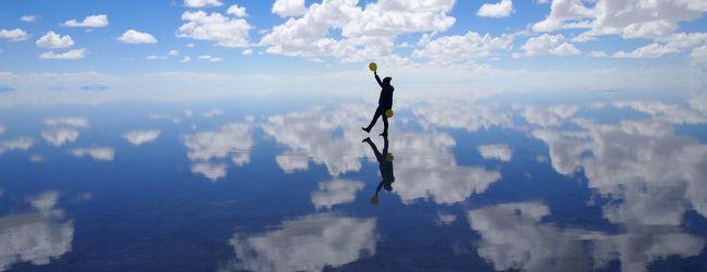 2014年1月 憧れのボリビア・ウユニ塩湖へ...