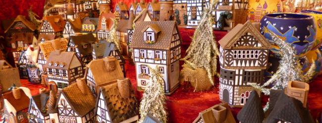 夢の!ドイツのクリスマスマルクトを巡る...